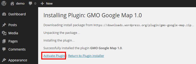 GMO Google Maps 2