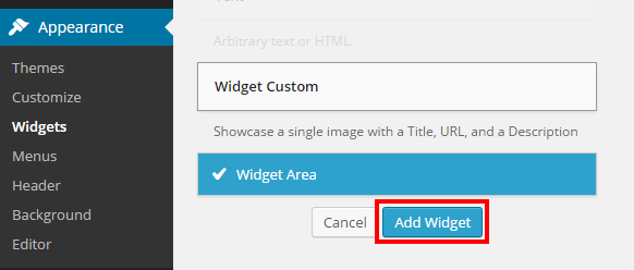 Widget Custom 4