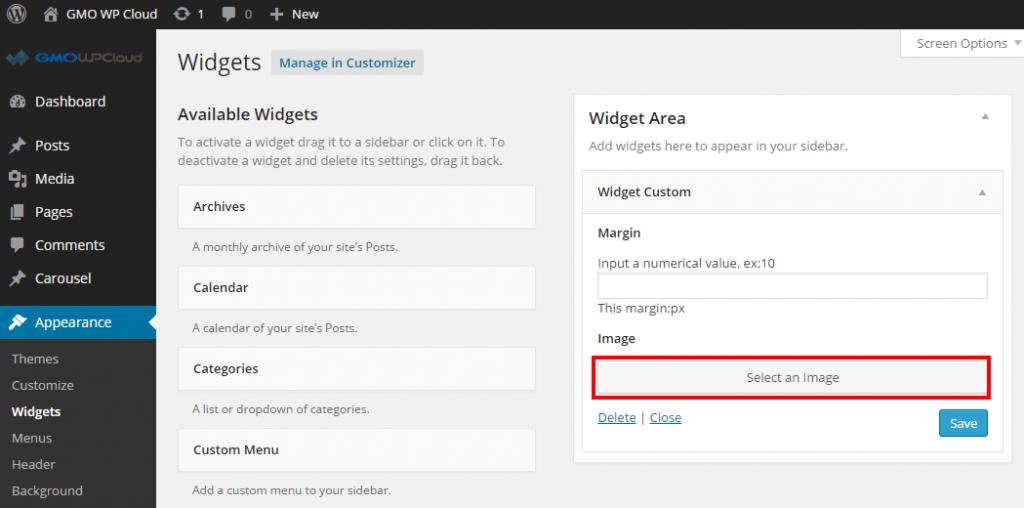 Widget Custom 5